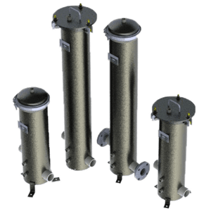 Aqualine cartridge filter housings