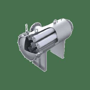 HFH Series Horizontal High Flow Cartridge Filter Housings