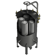 VC Series Vertical Carbon Canister