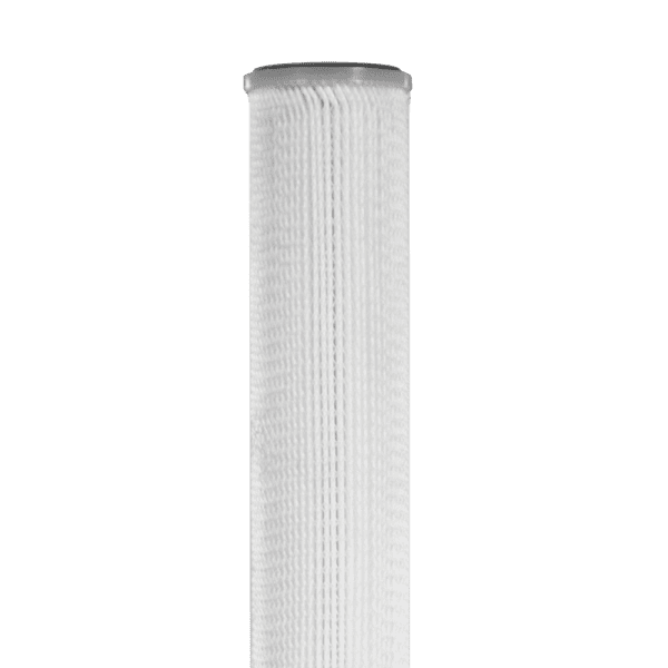 Alaris Silver Series nominally rated pleated filter cartridge