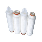MTec-P Series pleated membrane cartridge filters