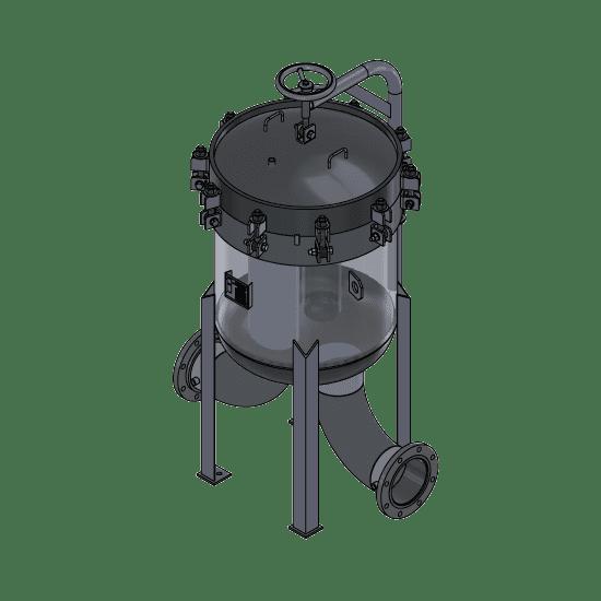 coalescer filter separator