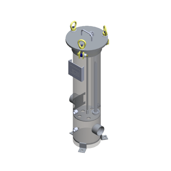 cartridge filter housing manufacturer